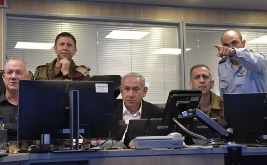 Ο αδίστακτος Netanyahu βρήκε πολιτικό σωσίβιο… στην Hamas