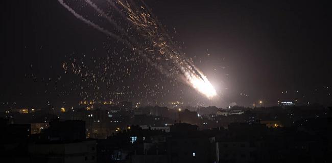 η αντιπυραυλική ασπίδα του Ισραήλ