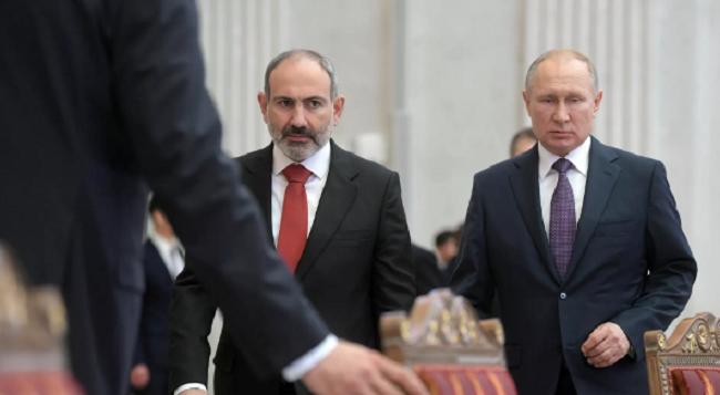 Πασινιάν για την κατάσταση στα σύνορα Αρμενίας