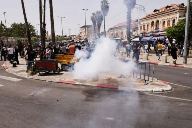 Ισραήλ: Αντεπίθεση των Παλαιστινίων