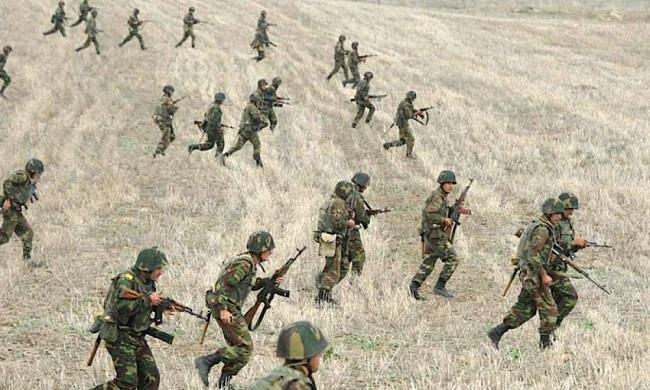 Οι Αζέροι προκαλούν εντός Αρμενικού εδάφους