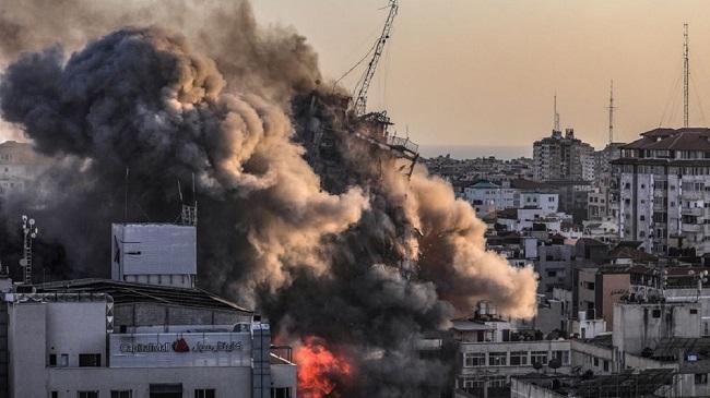 Πώς η ανάφλεξη στη Μέση Ανατολή