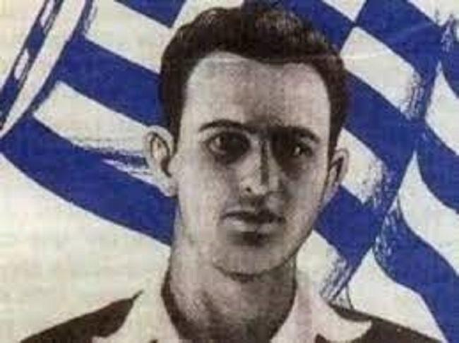 Κύπριος αγωνιστής αθλητής Μιχαλάκης Καραολής