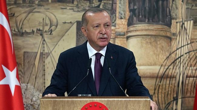 Επίθεση Ερντογάν χωρίς προηγούμενο