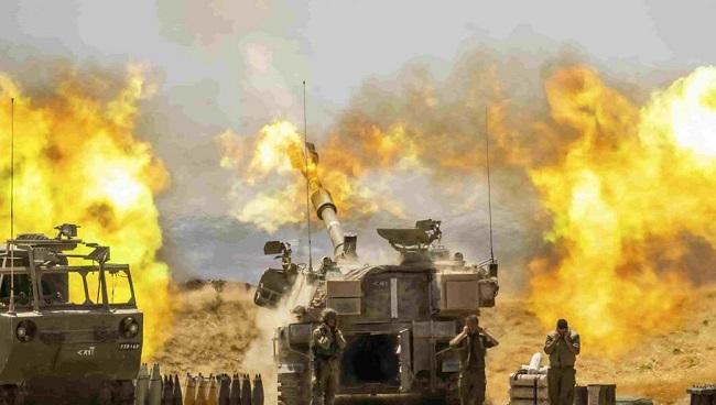 Ο στρατός του Ισραήλ ετοιμάζεται για χερσαία