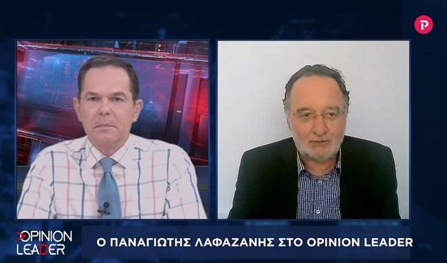 Μη το χάσετε! Π.Λαφαζάνης στο pagenews.gr με Δ.Τάκη για «Μεγάλη Προδοσία»