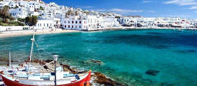 Εκτός «πράσινης» λίστας τα ελληνικά νησιά