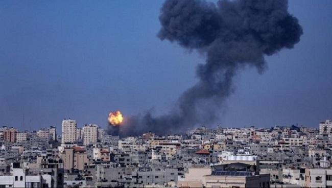 εκτοξεύθηκαν από τη Λωρίδα της Γάζας