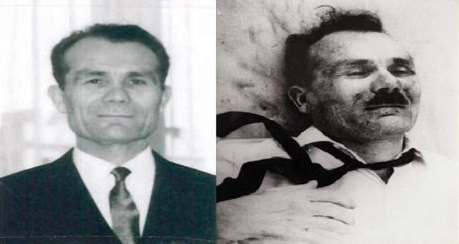 άγρια δολοφονία του Γιώργη Τσαρουχά