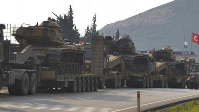 Δεύτερη τουρκική βάση στήνει η Άγκυρα