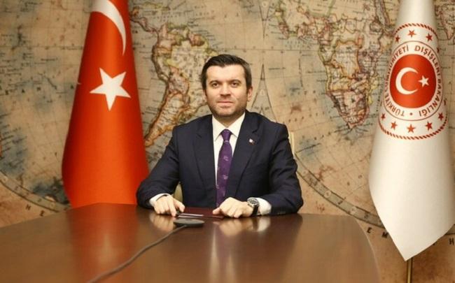 Επίσκεψη Τούρκου υφ.ΥΠΕΞ