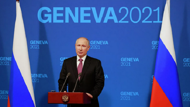 Θετικός ο Πούτιν μίλησε για «αχτίδα ελπίδας