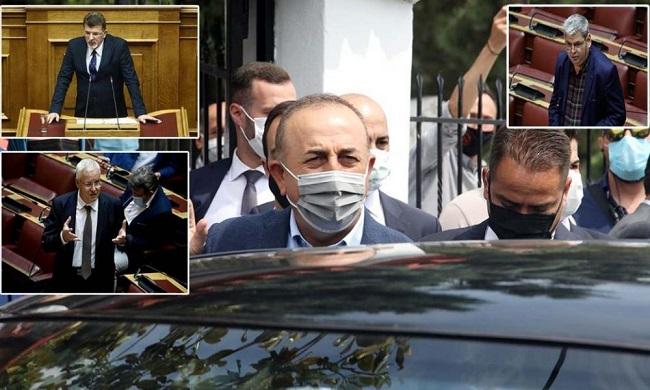 ΣΥΡΙΖΑ-ΚΙΝΑΛ καλύπτουν μουσουλμάνους βουλευτές