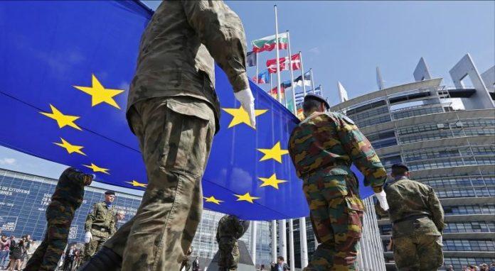 To στρατιωτικό ξεστράτισμα της Ευρώπης