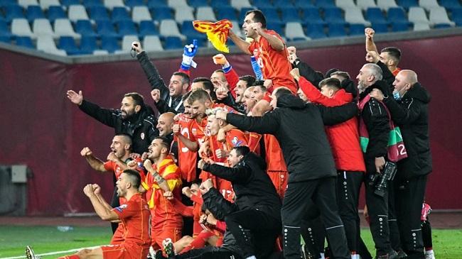 Η UEFA απαντά για τη Βόρεια Μακεδονία