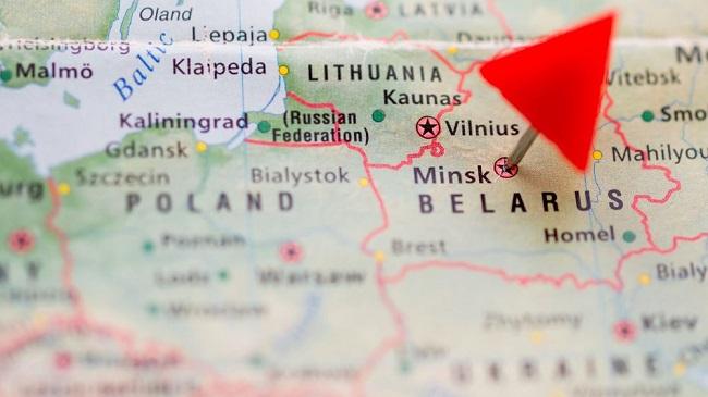 πακέτο κυρώσεων κατά Λευκορωσίας