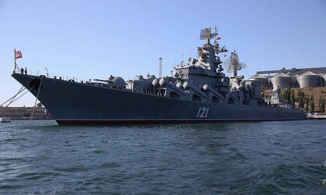 Διάταξη μάχης ρωσικών πολεμικών πλοίων