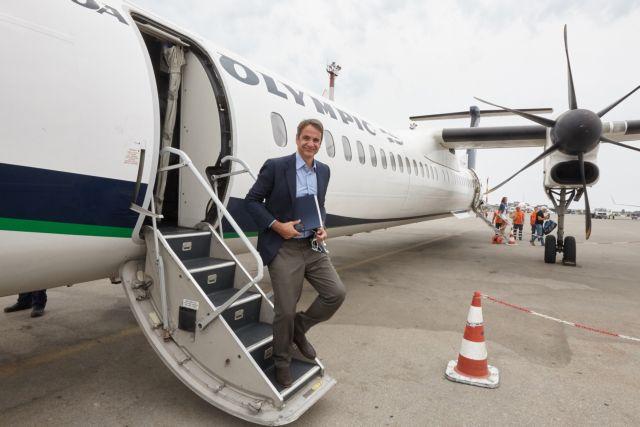 Μητσοτάκης: Παραγγέλνει και 4ο πολυτελέστατο VIP αεροσκάφος!!!