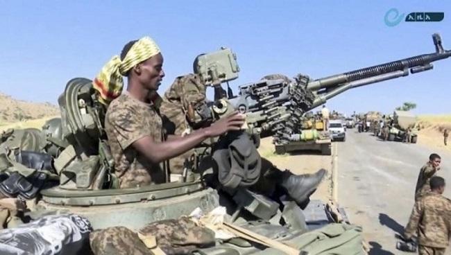 Αιθιοπία: Επίθεση του στρατού
