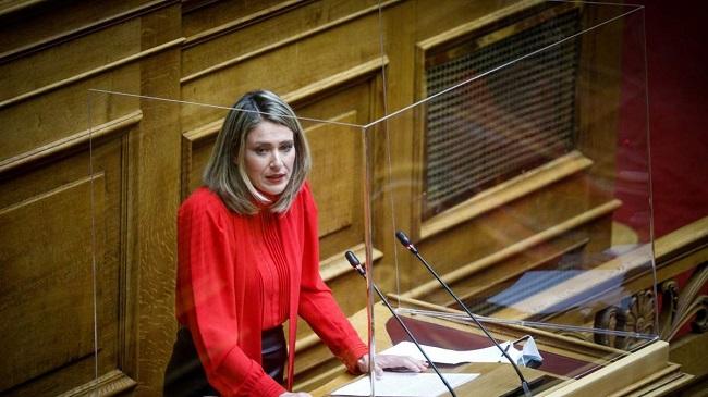 Βουλευτής της ΝΔ κατά του εργασιακού νομοσχεδίου