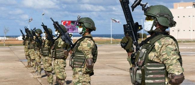 Δέχθηκε μη αποχώρηση τουρκικών δυνάμεων