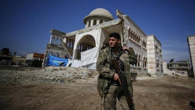 Συρία: Πυρά πυροβολικού έπληξαν φιλοτουρκικές δυνάμεις