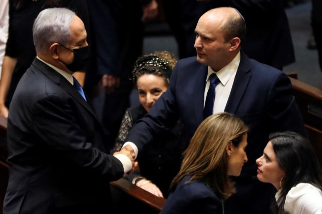 Ναφτάλι Μπένετ πρωθυπουργός
