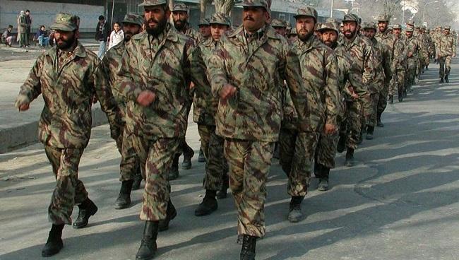 Μονάδες του Στρατού παραδίδονται στους αντάρτες!