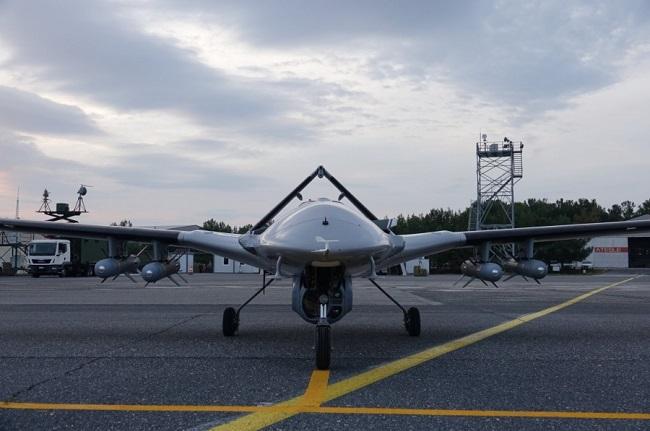 Έτοιμη να αγοράσει τουρκικά drones