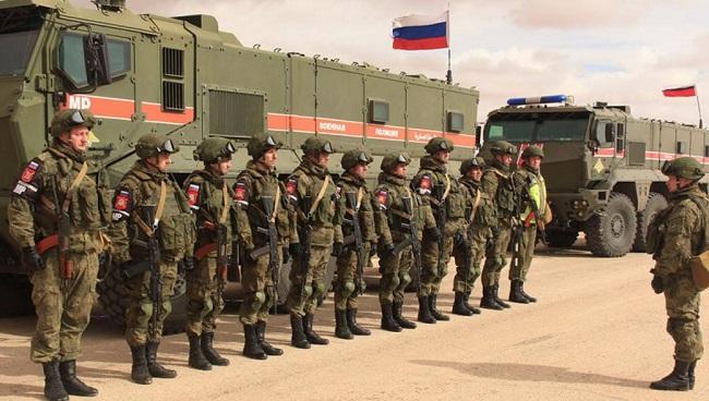 Απάντηση Ρωσίας στους μισθοφόρους Άγκυρας