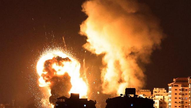 επιθέσεις στη Γάζα
