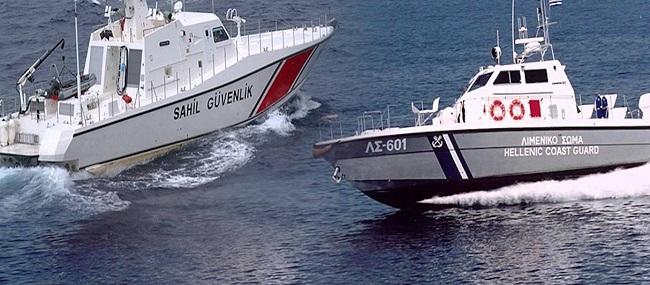 προκαλώντας ζημιές σκάφος του Λιμενικού