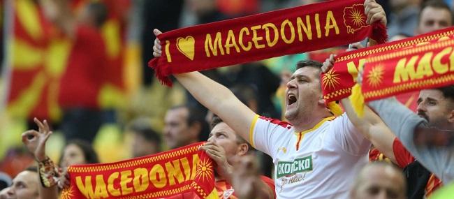 «Μακεδονία» εμφανίστηκαν οι Σκοπιανοί