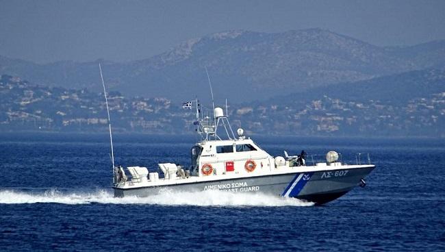 δεύτερο τουρκικό σκάφος που προκάλεσε