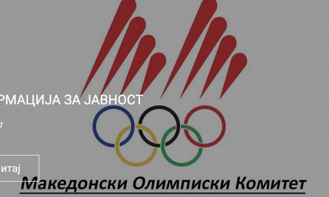 Σκόπια στους Ολυμπιακούς Αγώνες