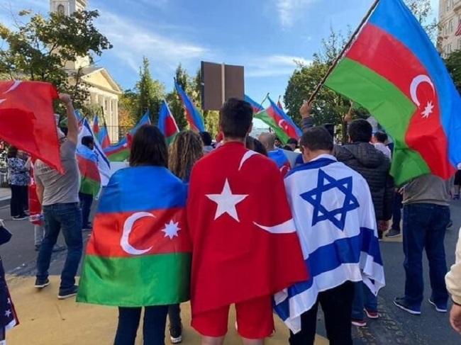 Με το Ισραήλ κατά Τουρκίας