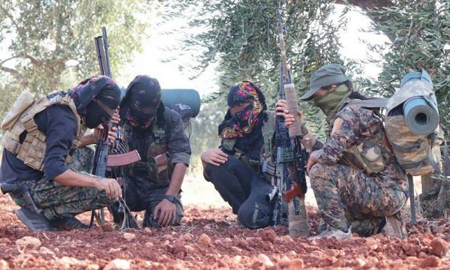 Συρίας κατά του τουρκικού στρατού