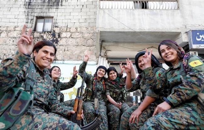 Κουρδικές γυναικείες μονάδες σκότωσαν