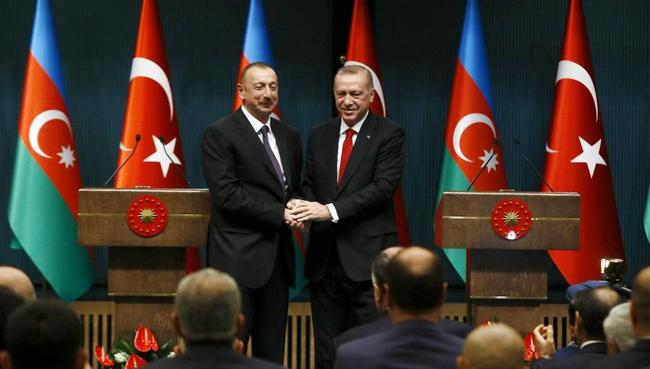 Κοινό στρατό Τουρκία-Αζερμπαϊτζάν