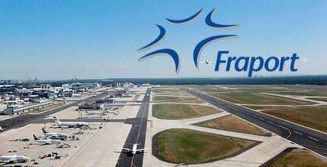 γερμανικής Fraport και Διεθνούς Αερολιμένα Αθηνών