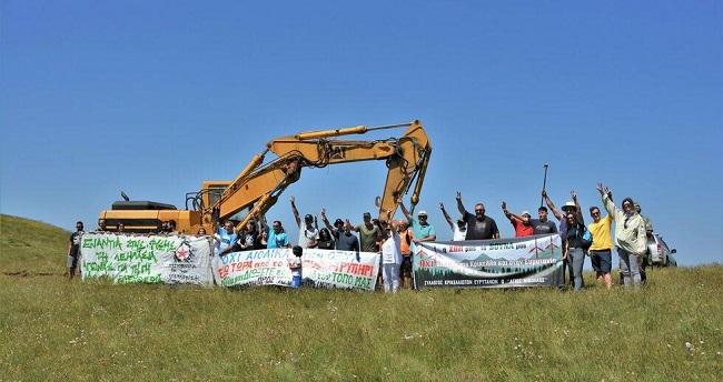 Πανευρυτανική κινητοποίηση ενάντια στη λαίλαπα