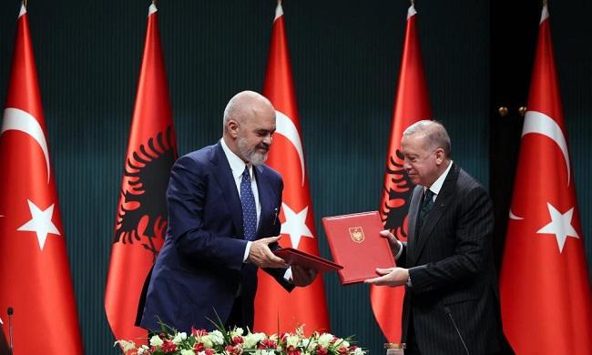 Η Τουρκία στηρίζει έμπρακτα