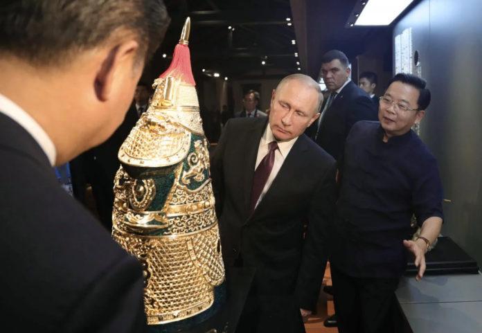 Συνεργασία Ρωσίας και Κίνας