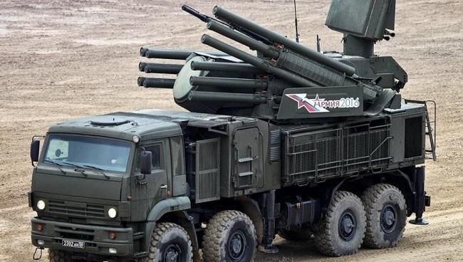 Συρία: Ρωσικά αντιαεροπορικά συστήματα