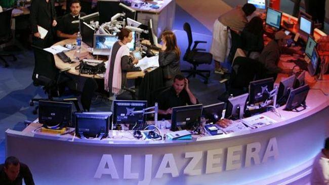 αστυνομία εισέβαλε στα γραφεία Al Jazeera