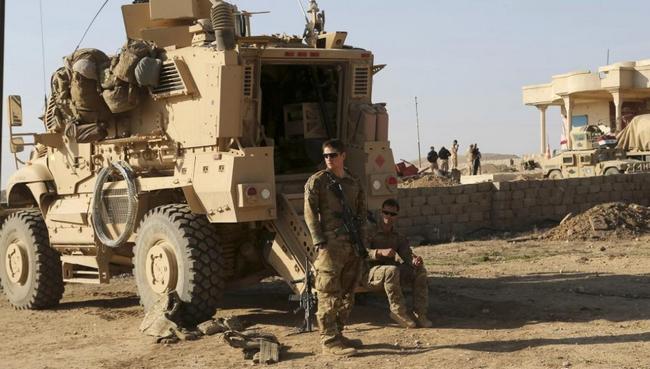 αμερικανική στρατιωτική βάση