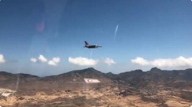 F-16 σχημάτισαν τα τουρκικά σύμβολα