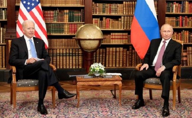 Tι είπαν Μπάιντεν-Πούτιν στην Γενεύη