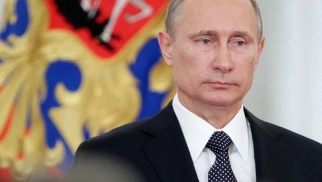B.Πούτιν για ρωσικό στόλο