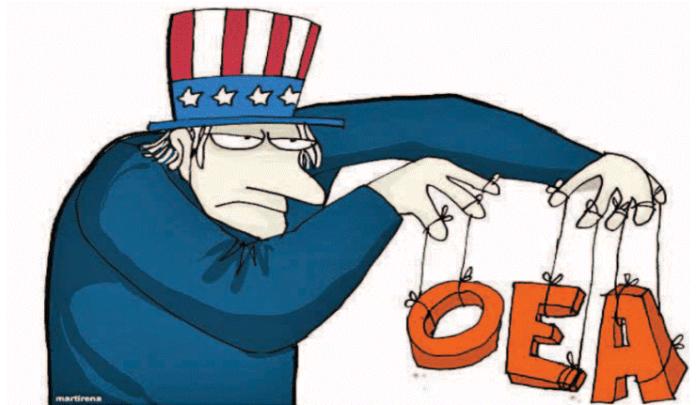 Αντίο στον οργανισμό αμερικανικών κρατών